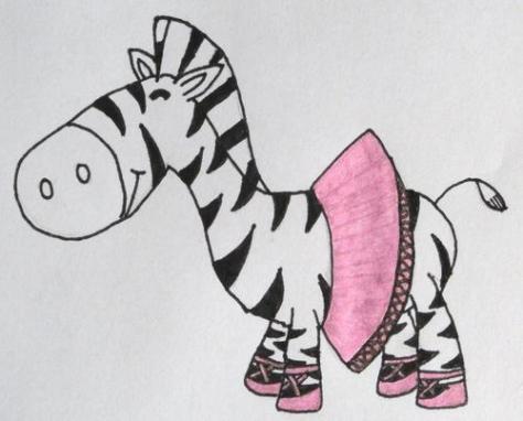 zebraballet